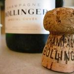 Thumb bollinger cork