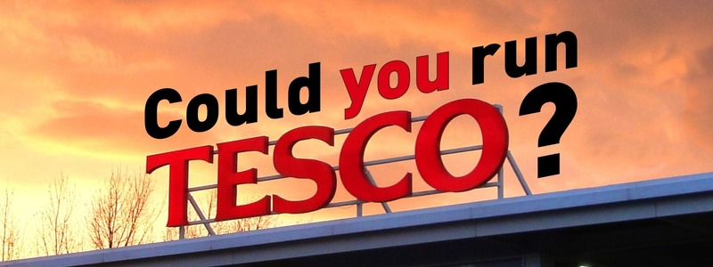 Thumb banner run tesco